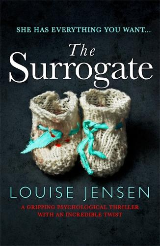 The Surrogate: A gripping psychological thriller with an incredible twist (Paperback)