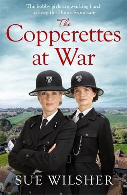 The Copperettes at War (Hardback)