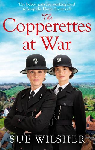 The Copperettes at War (Paperback)