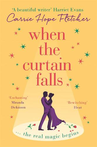 When The Curtain Falls (Paperback)
