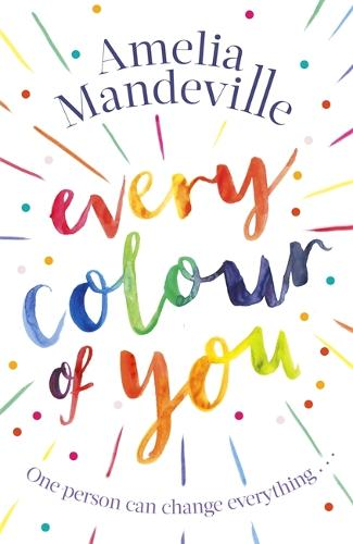 Every Colour of You (Hardback)