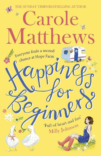 Happiness for Beginners (Paperback)