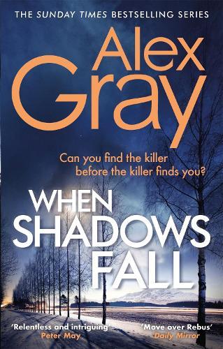 When Shadows Fall - DSI William Lorimer (Paperback)