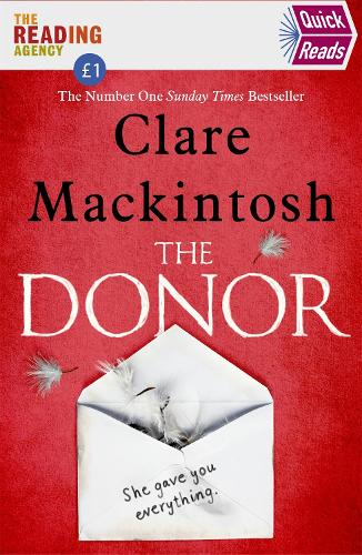 The Donor: Quick Reads 2020 (Paperback)