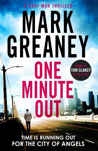 One Minute Out - Gray Man (Paperback)