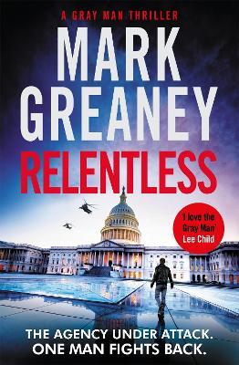 Relentless - Gray Man (Paperback)