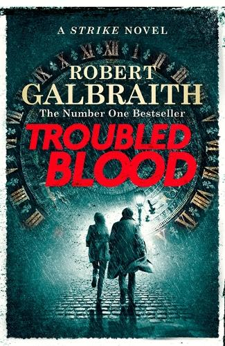 Troubled Blood (Hardback)