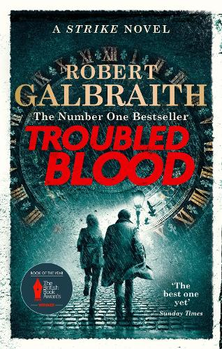 Troubled Blood (Paperback)