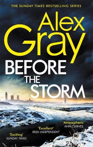 Before the Storm - DSI William Lorimer (Paperback)
