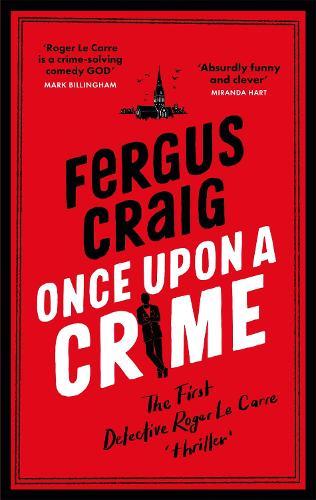 Once Upon a Crime (Hardback)