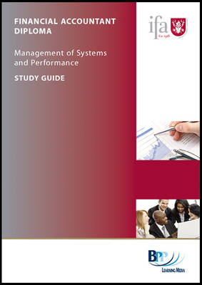 IFA - Management and Financial Systems: Study Text (Paperback)