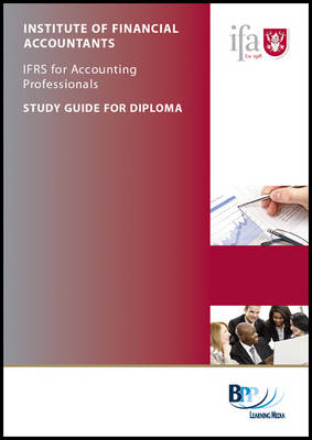 IFA IFRS for Accounting Professionals: Study Text (Paperback)