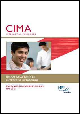 CIMA - Enterprise Operations: Interactive Passcard (CD-ROM)