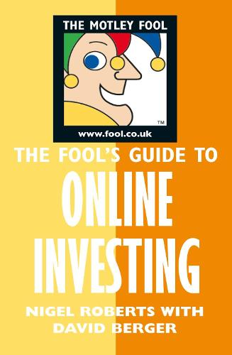 Fool's Guide to Online Investing (Paperback)