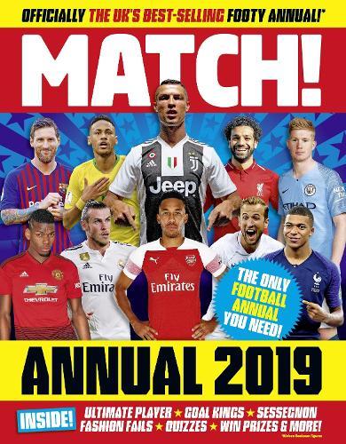 Match Annual 2019 (Hardback)
