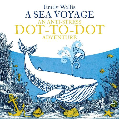 A Sea Voyage An Anti Stress Dot To Adventure Paperback