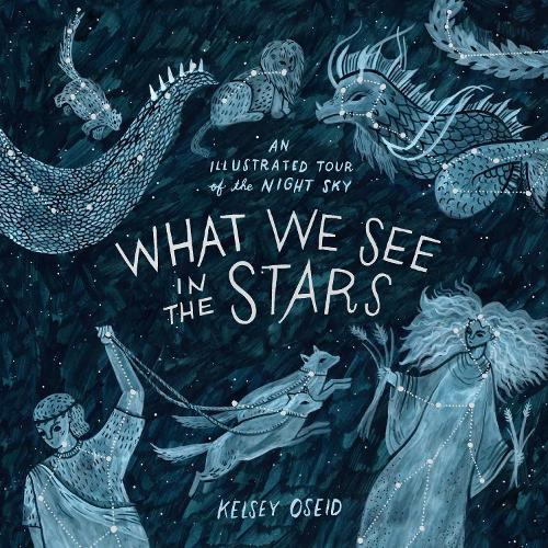 What We See in the Stars: An Illustrated Tour of the Night Sky (Hardback)