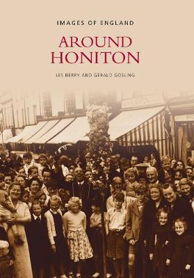 Around Honiton: Archive Photographs (Paperback)
