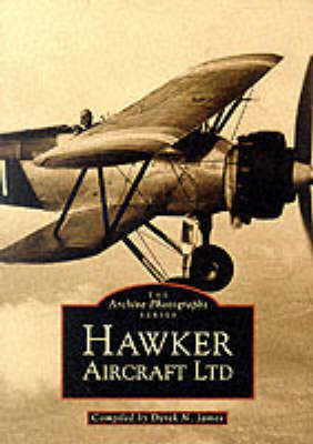 Hawker Aircraft Company - Archive Photographs (Paperback)