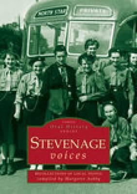 Stevenage Voices (Paperback)