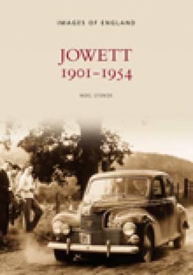 Jowett 1901-1954 (Paperback)