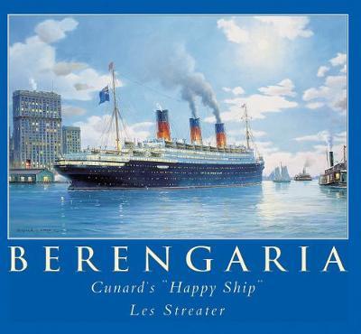 RMS Berengaria: Cunard's Happy Ship (Paperback)