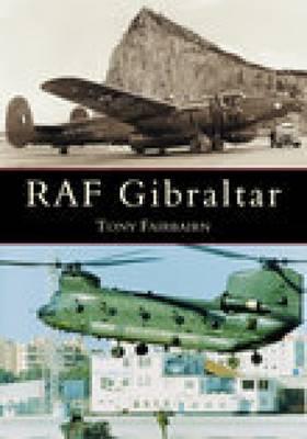 RAF Gibraltar (Paperback)