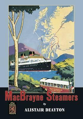 MacBrayne Steamers (Paperback)