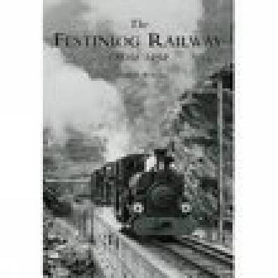 Festiniog Railway from 1950 (Paperback)