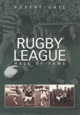 Rugby League Hall of Fame (Hardback)