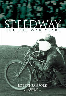 Pre-War Speedway (Paperback)