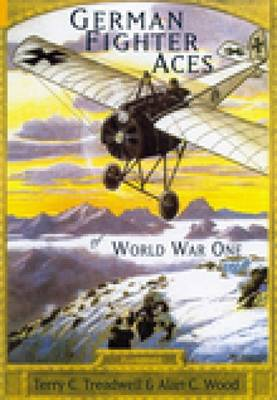 German Fighter Aces of World War One (Paperback)