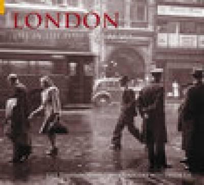 London - Life in the Post-War Years (Hardback)