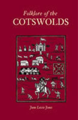 Folklore of the Cotswolds (Paperback)