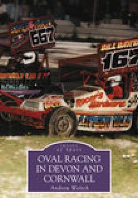 Oval Racing in Devon and Cornwall (Paperback)