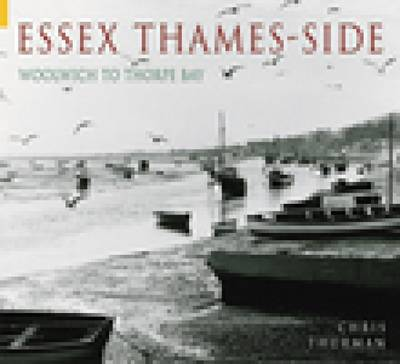 Essex Thames-side: Woolwich to Thorpe Bay (Paperback)
