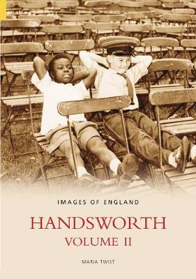 Handsworth Volume II (Images of England) (Paperback)