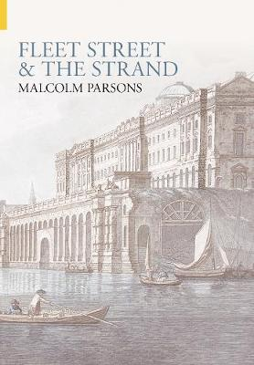 Fleet Street and the Strand (Paperback)