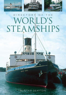 Directory of the World's Steamships (Paperback)