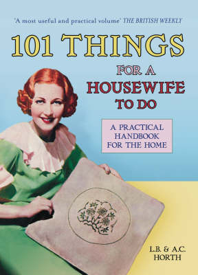 101 Things for a Housewife to Do (Hardback)