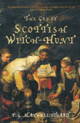 The Great Scottish Witch-Hunt (Paperback)