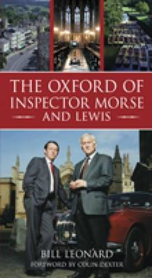 The Oxford of Inspector Morse (Paperback)