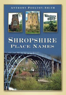 Shropshire Place Names (Paperback)