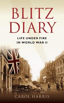 Blitz Diary: Life Under Fire in the Second World War (Hardback)