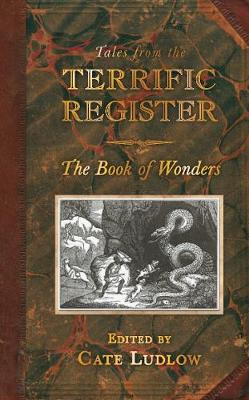 Tales from The Terrific Register: The Book of Wonders (Hardback)