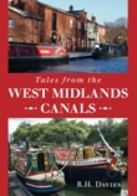Tales from the West Midlands Canals (Paperback)