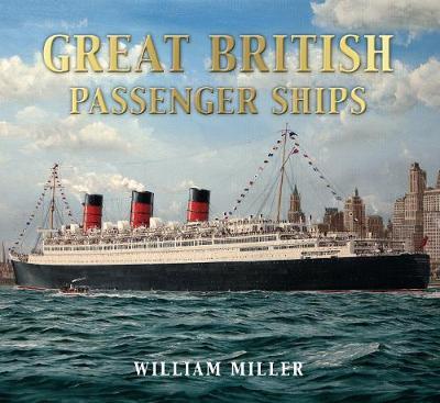 Great British Passenger Ships (Paperback)