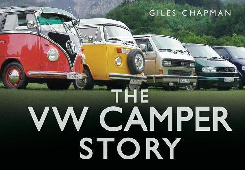 The VW Camper Story (Hardback)