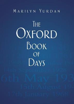 The Oxford Book of Days (Hardback)