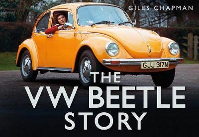 The VW Beetle Story (Hardback)
